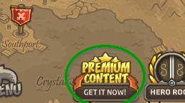 kingdom rush frontiers hacked premium content